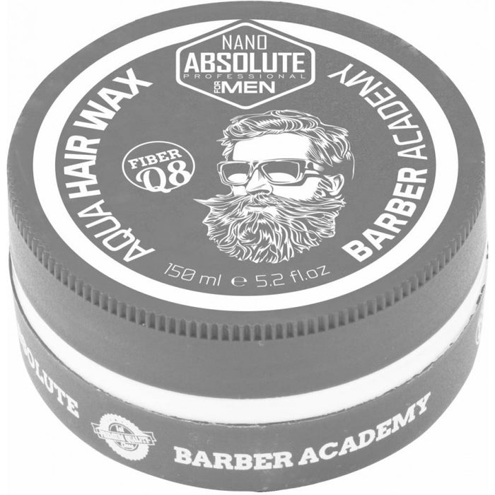 NANO ABSOLUTE 08 FIBER AQUA HAIRWAX 150 ML
