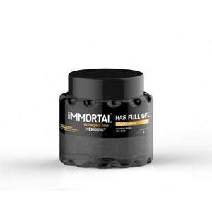 Immortal Hair Full Gel Dynamic Range Maximum Control High Shine Strong Gel 700 ml - Hairwaxshop