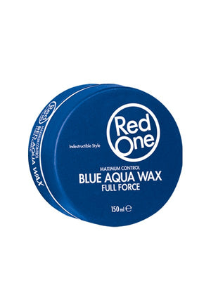 Red One Blue Aqua Wax Full Force 150 ml - Hairwaxshop