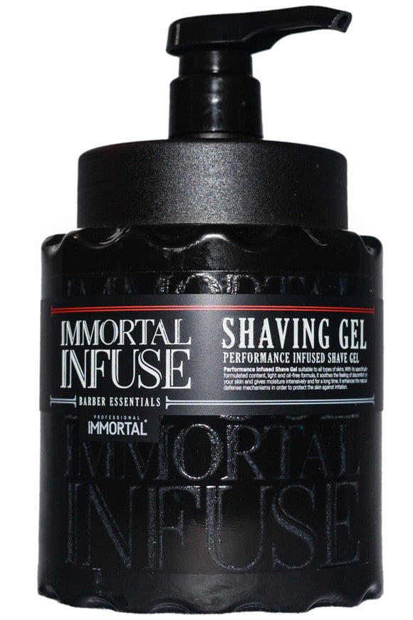 Immortal Infuse Shaving Gel 1000 ml