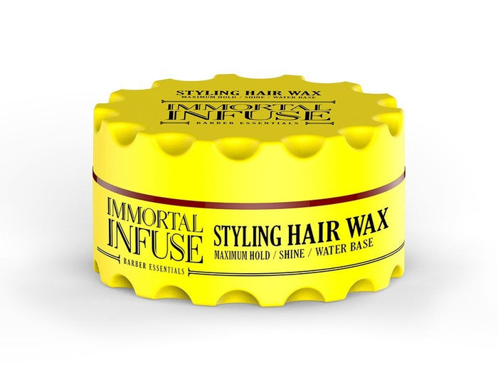 Immortal Infuse Styling Hair wax Maximum Hold Shine 150 ml