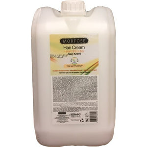 MORFOSE HAIR CREAM CONDITIONER 5 LITER - Hairwaxshop
