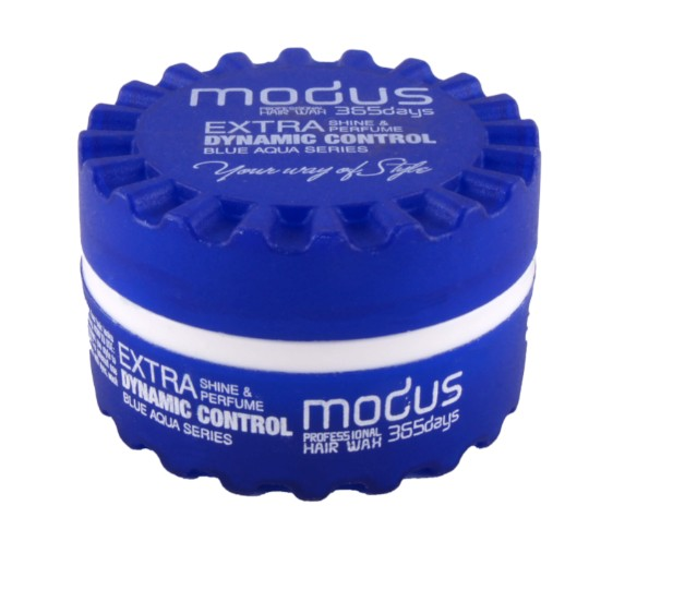 Modus Extra Dynamic Control Blue Aqua Series 150 ml