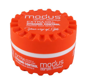 Modus Extra Dynamic Control Orange Aqua Series 150 ml - Hairwaxshop
