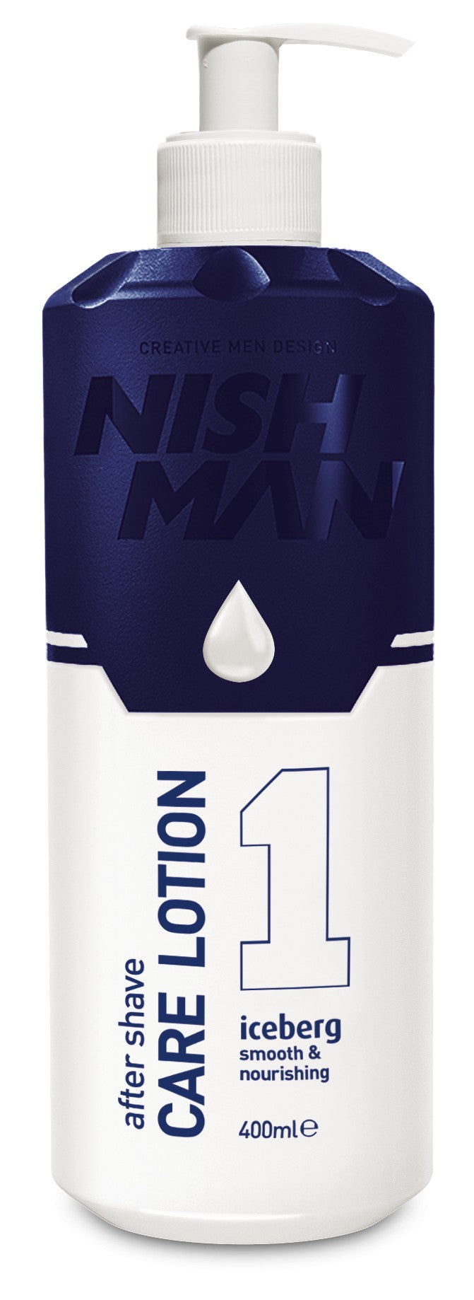 Nishman After Shave Care Lotion Iceberg 400 ml