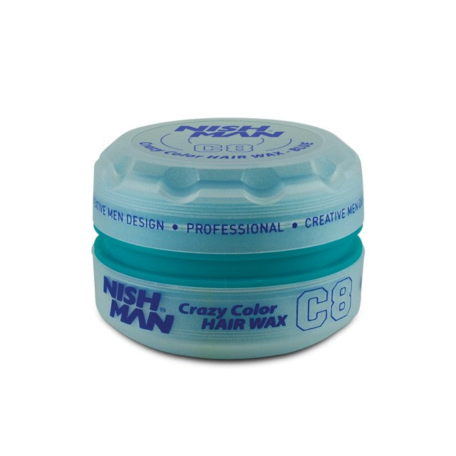 Nishman Coloring Wax C8 Blue 150 ml