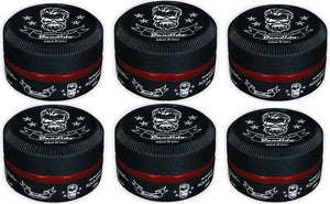BANDIDO AQUA HARD WAX 6 GRAY STUKS - Hairwaxshop