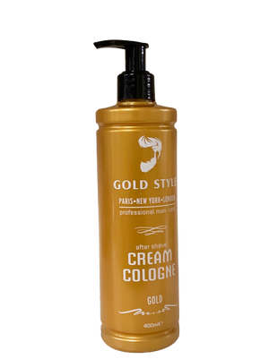 Gold Style After Shave Cream Cologne Gold 400 ml