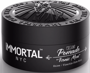 Immortal NYC Pomade Iconic Men 150 ml - Hairwaxshop