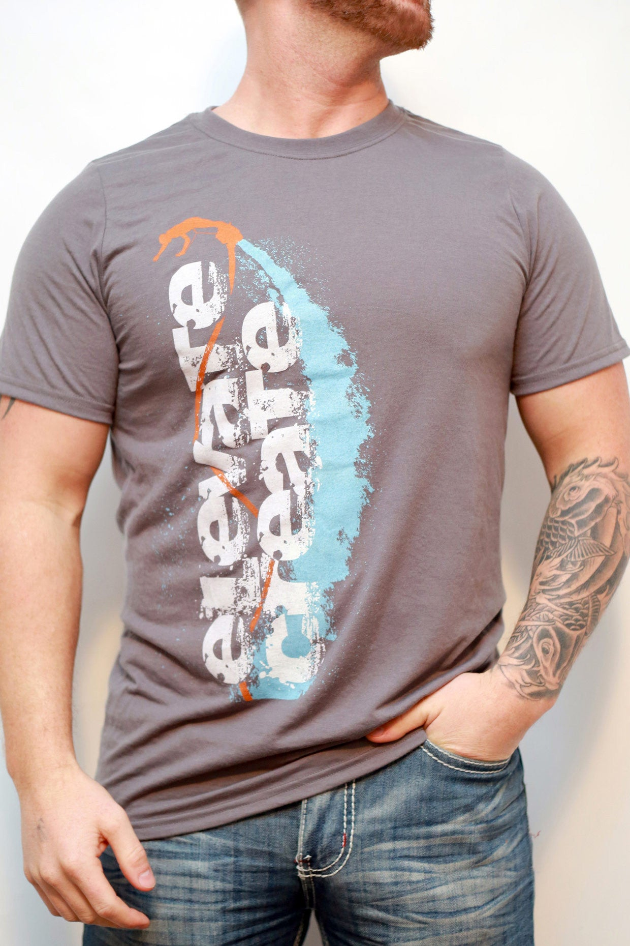 Elevate and Create Flyboard Tee