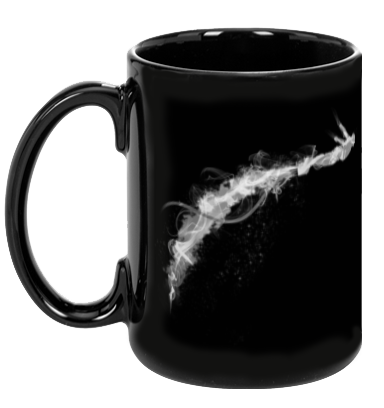 Hydroflight Smoky Dive Mug