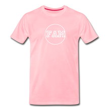 Load image into Gallery viewer, Men's FAM Circle T-Shirt - pink