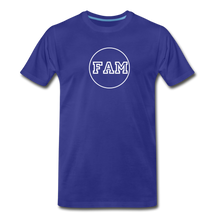Load image into Gallery viewer, Men's FAM Circle T-Shirt - royal blue