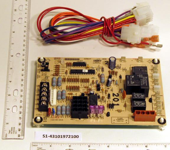 York S1-43101972100 Kit,furn Ctrl (23IF To 6DT-1)