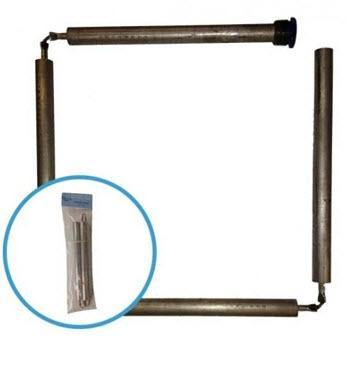 Blue Lightning 1017400 Flexible Magnesium Anode Rod - 42