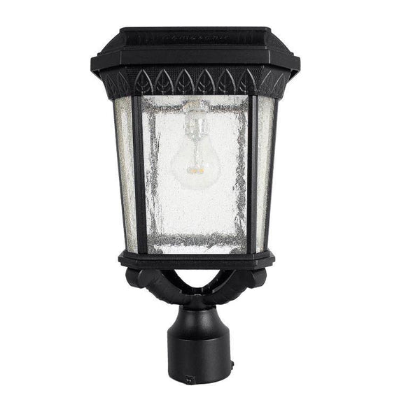 Gama Sonic GS-18F Colonial Solar Light - 3