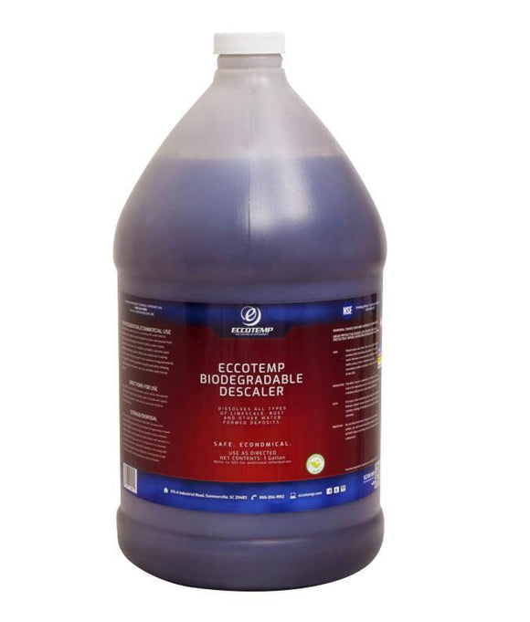 EccoTemp EZL1GAL System Descaler Solution 1 Gal.