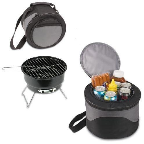 Picnic Time 771-00-175-000-0 Caliente Portable Grill