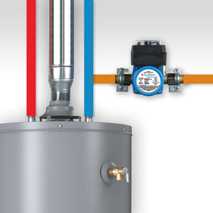 AquaMotion AMH2K-7 Circulator and Components for standard water heater
