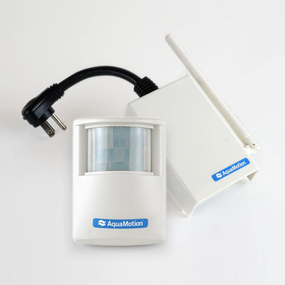 AquaMotion AMK-MS On-Call Wireless Control Kit – Motion Sensor and Receiver