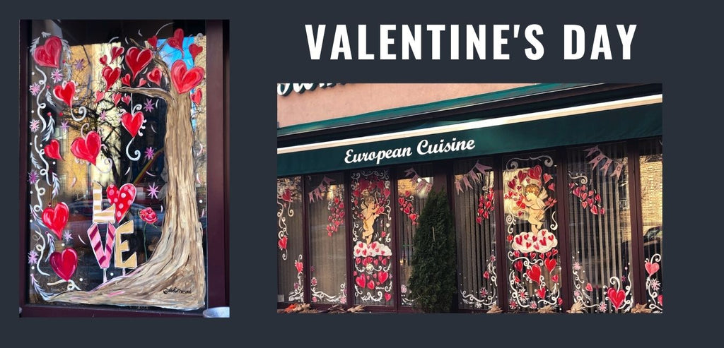 valentines-day-window-painting-art-hearts-nyc-new-york-red-love-cupid-arrow-allison-luci-allie-for-the-soul