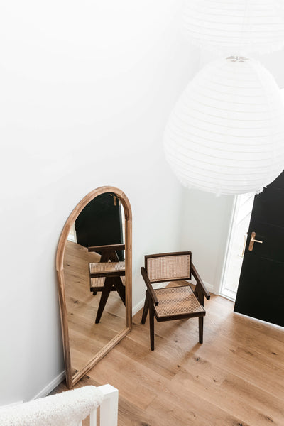 Kristina Arch Mirror from the Gathered Collection
