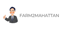 Farm2Manhattan Logo