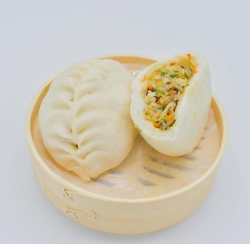 Northern's Vegetable Steam Buns (4pcs)