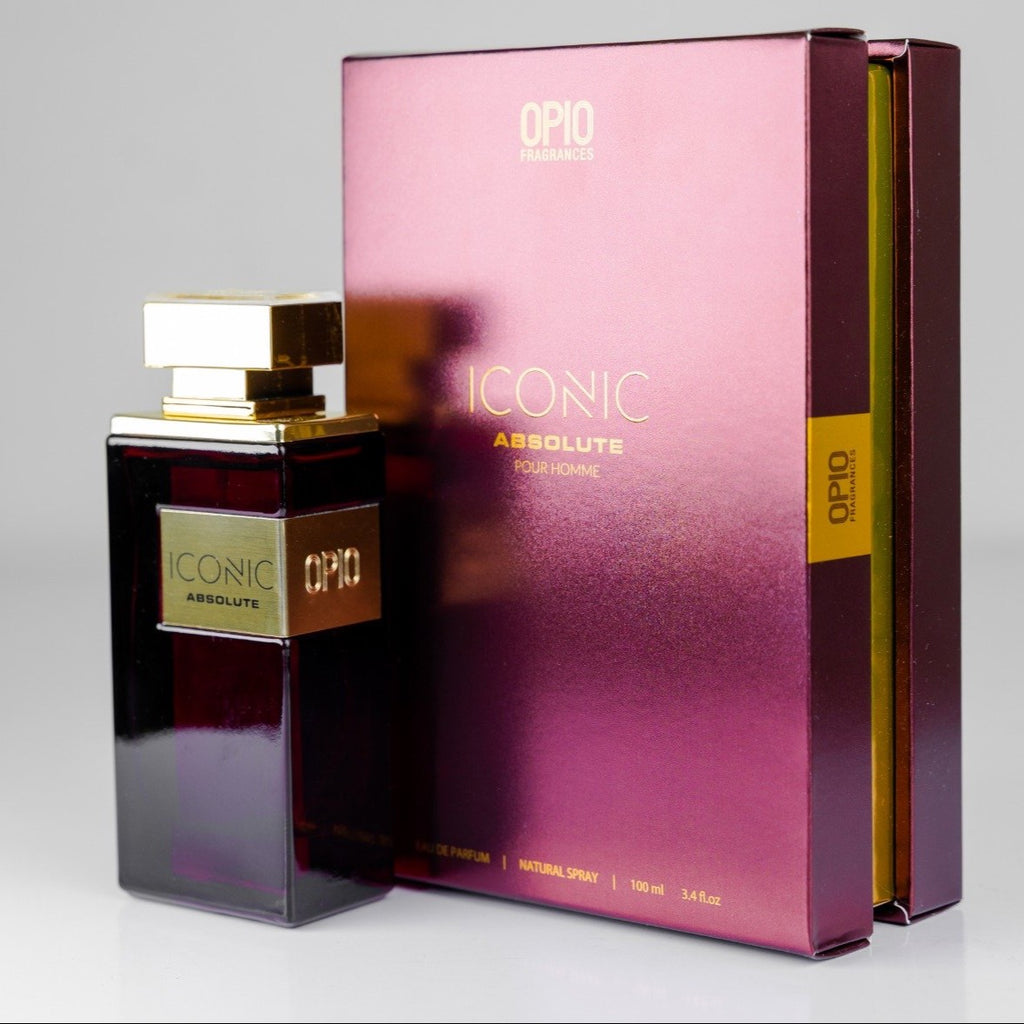 OPIO ICONIC ABSOLUTE Perfume For Men - 100ml