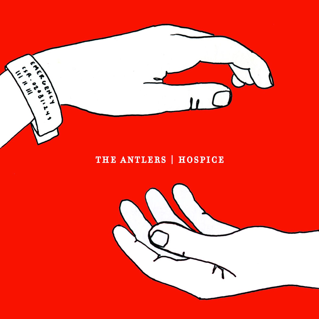 The Antlers - Hospice - LP