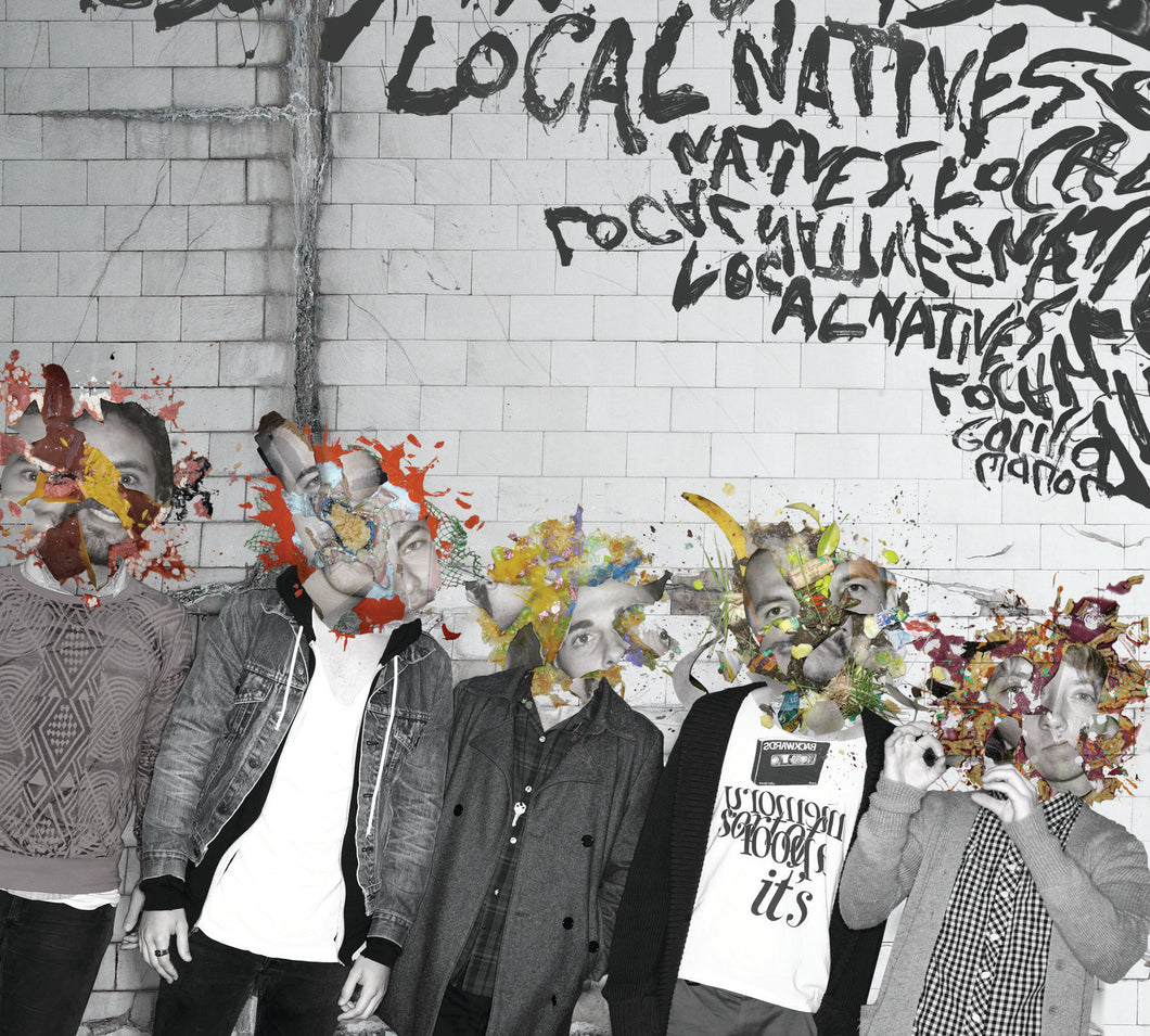 Local Natives - Gorilla Manor - CD