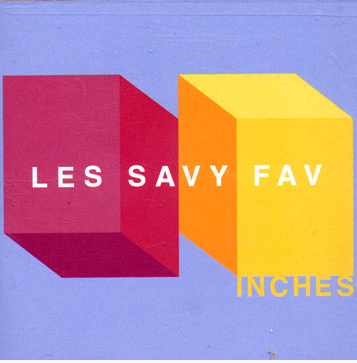 Les Savy Fav - Inches - CD