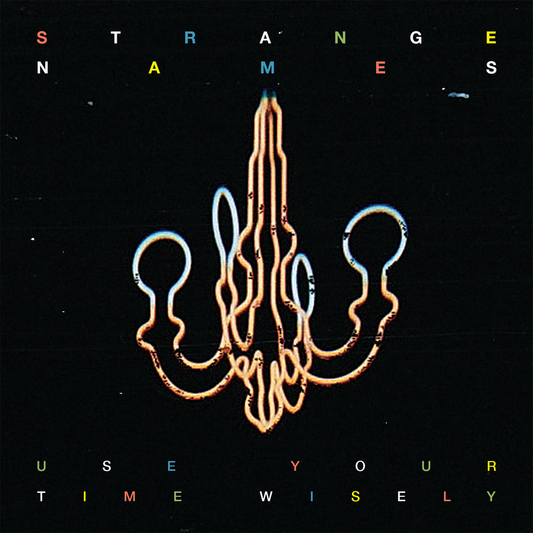Strange Names - Use Your Time Wisely - CD
