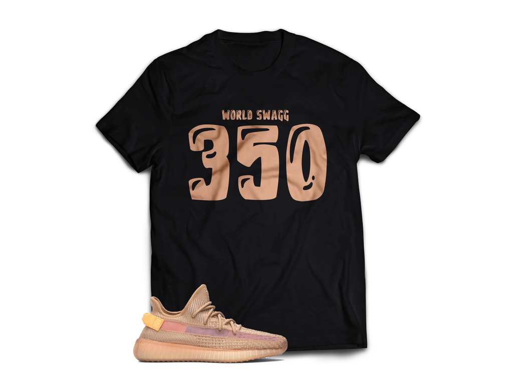 "350 T Shirt for Yeezy 350 "" Clay """