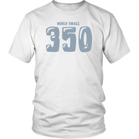 350 T Shirt For Yeezy 350 Ash Blue