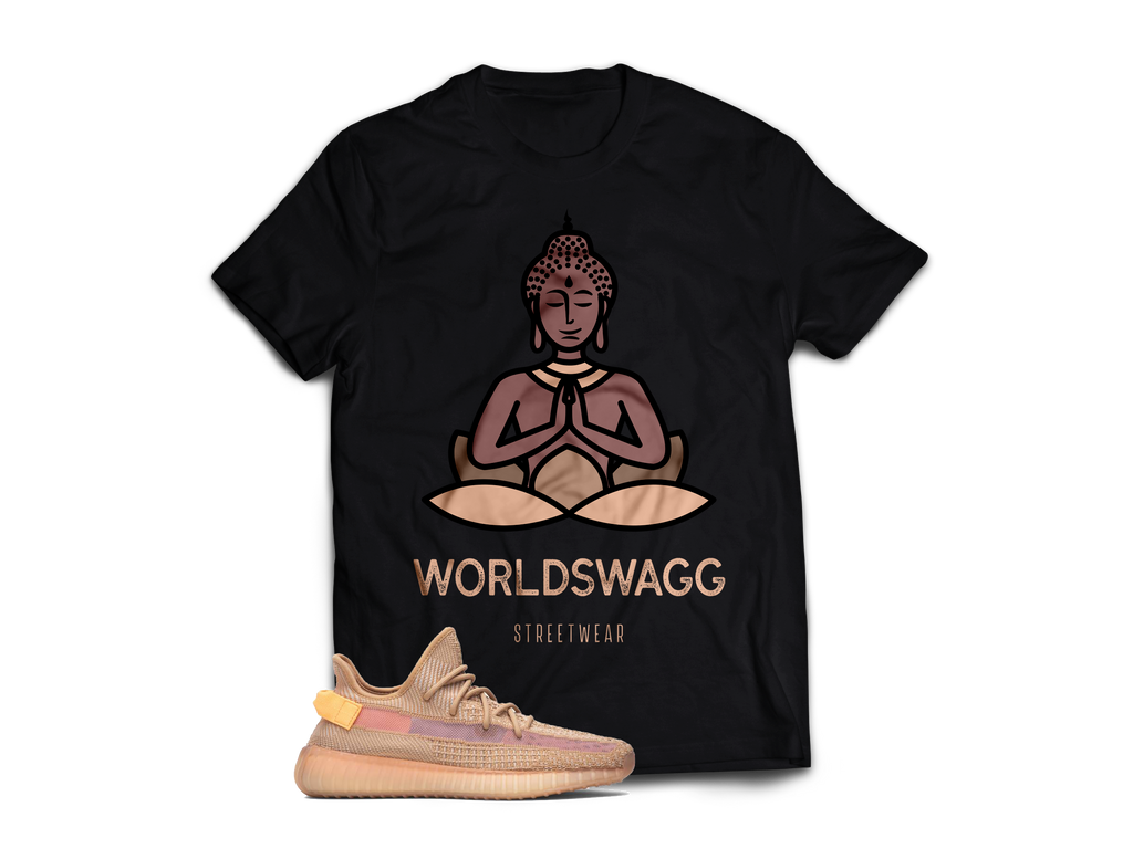 "BLESS U T Shirt For Yeezy 350 "" Clay """