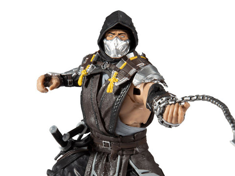 Mortal Kombat XI Scorpion (In the Shadows) Action Figure - Toy Snowman