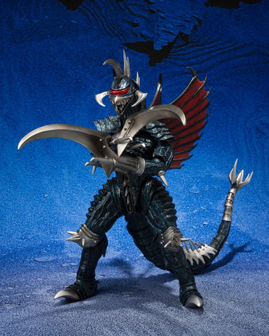 ( preorder OCT ) S.H.MonsterArts Gigan (2004) Godzilla Final Wars - Toy Snowman