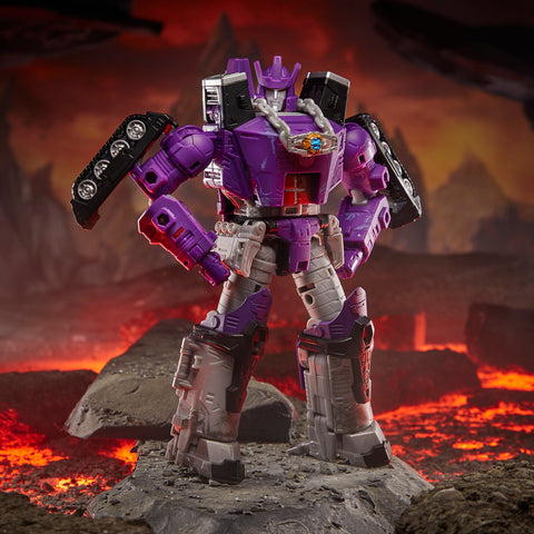 (preorder ETA July/Aug) Transformers Generations War for Cybertron: Kingdom Leader WFC-K28 Galvatron - Toy Snowman