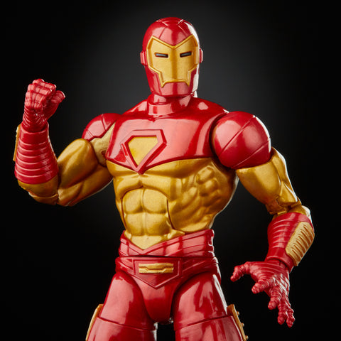 (preorder ETA July/Aug) Hasbro Marvel Legends Series Modular Iron Man