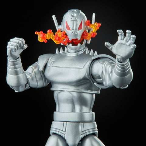 (preorder ETA July/Aug )Hasbro Marvel Legends Series Ultron (Ursa Major BAF)