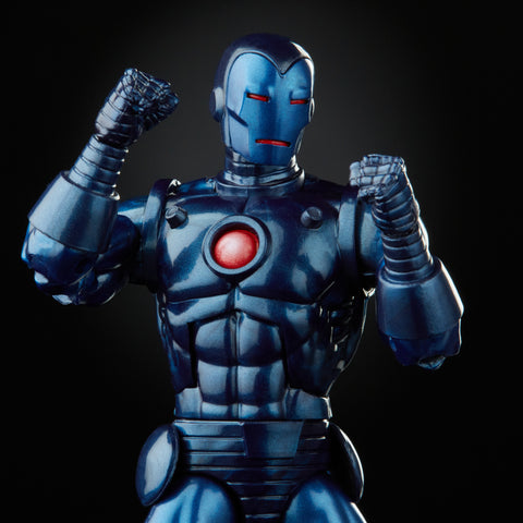 (preorder ETA July/Aug) Hasbro Marvel Legends Series Stealth Iron Man ( Ursa Major Baf)