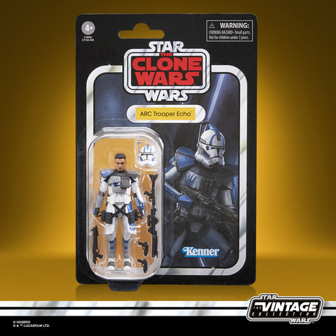 (preorder Aug/Sept) Star Wars The Vintage Collection ARC Trooper Echo - Toy Snowman