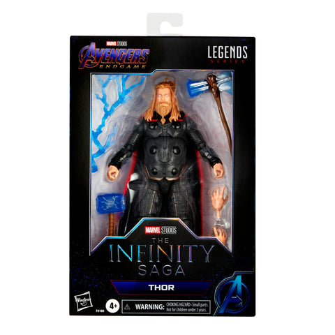 (preorder ETA Aug/Sept) Hasbro Marvel Legends Series 6-inch Thor The Infinity Saga