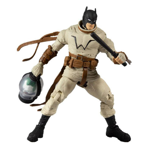 Last Knight on Earth DC Multiverse Batman (Collect to Build: Bane) - Toy Snowman