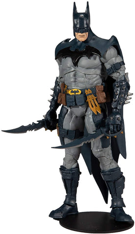 (preorder) DC Multiverse Batman Designed by Todd McFarlane 7-Inch Action Figure - Toy Snowman