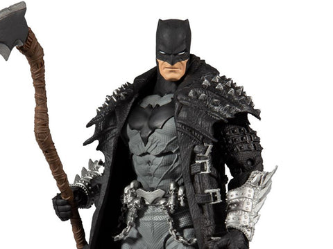 Dark Nights: Death Metal DC Multiverse Batman Action Figure - Toy Snowman