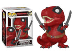 Pop! Marvel: Deadpool 30th Anniversary - Dinopool - Toy Snowman