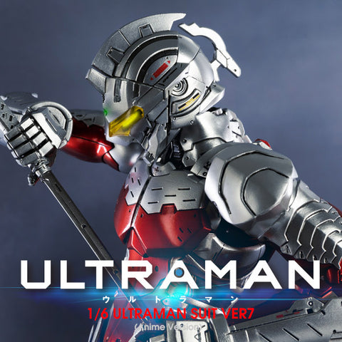 1/6 ULTRAMAN SUIT Ver7 (Anime Version) - Toy Snowman