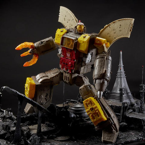 Transformers War for Cybertron Siege Titan Omega Supreme WFC-S29 - Toy Snowman